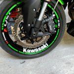 pegatinas para moto kawasaki