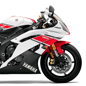 Stickers yamaha yzf r6