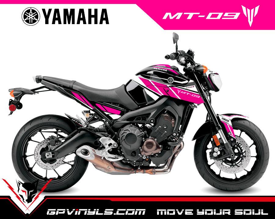 pegatinas para moto yamaha mt09