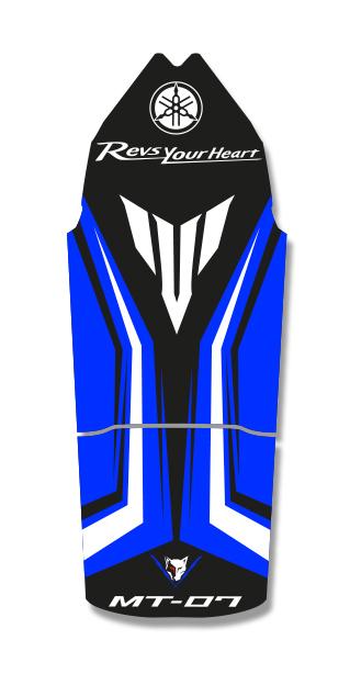 Azul M-1