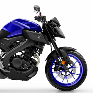 Stickers yamaha mt 125