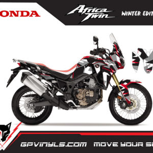 Africa twin adhesivos