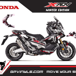 decals honda x adv