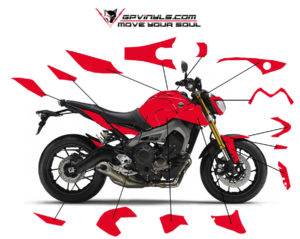 Kit Adhesivos Yamaha Mt 09 Quot Winter Edition Quot Gpvinyls