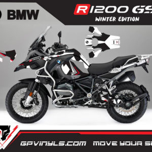 Adhesivos Bmw Gs Adventure Winter Gpvinyls