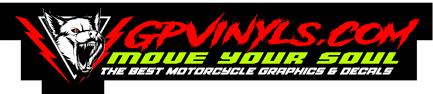 GpVinyls - Pegatinas y adhesivos para moto