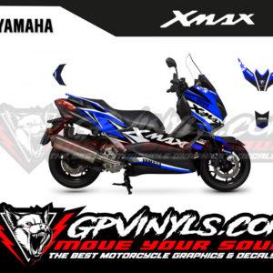 kit de gráficos yamaha xmax