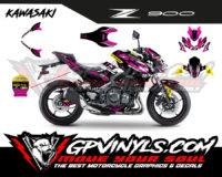 Kawasaki z900 a2 2019 rosa