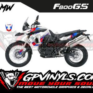 Kit adhesivos bmw f 800 gs
