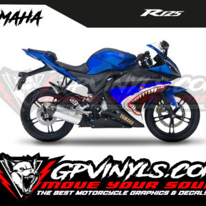Graphic kit yzf r 125