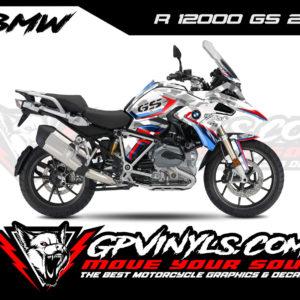Kit vinilos bmw r1200gs